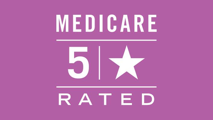 Medicare star rating image