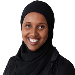 Ifrah A. Abdi, MD