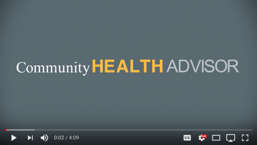 Community Health Advisor