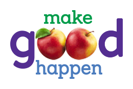 make good happen logo