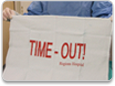 the time out towel