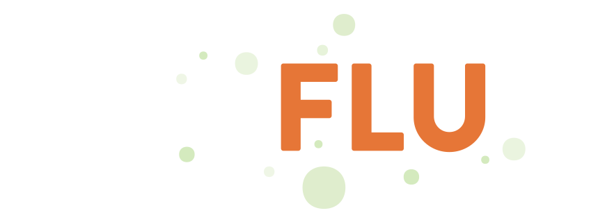 shoo the flu banner