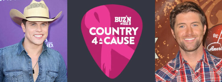 Banner: MGH blog - Country 4 a Cause