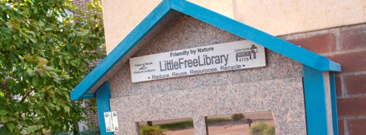 Image: MGH Blog - Little Free Library