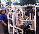 Physican Neck & Back Center workout machines