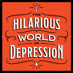 Hilarious World of Depression logo