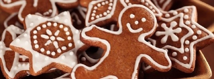 Image: Ginger bread cookies