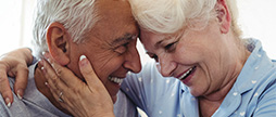 Image: Neuroscience Center man and woman - Memory/Dementia copy