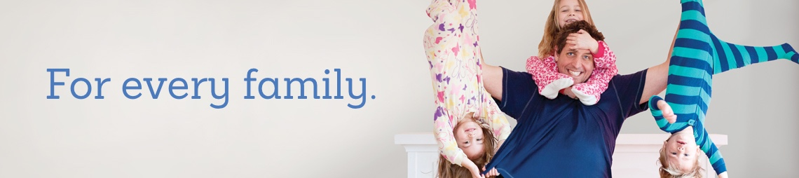 Banner image: For every family.