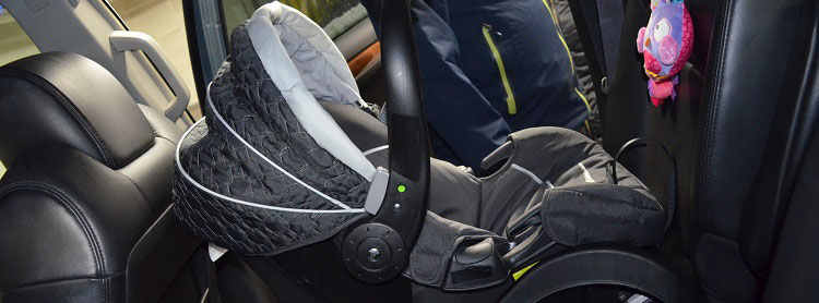 Banner: MGH blog - Record year for Regions Car Seat Clinics
