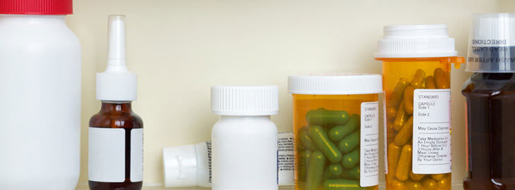 Banner: Health blog - 5 tips to make sure your prescriptions play well together