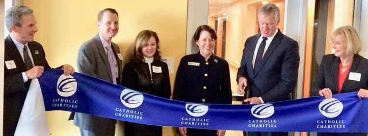 Banner: Health blog - Higher Ground Ribbon Cutting