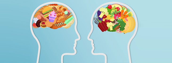 Banner: Health blog - Food for thought: How different foods affect your brain
