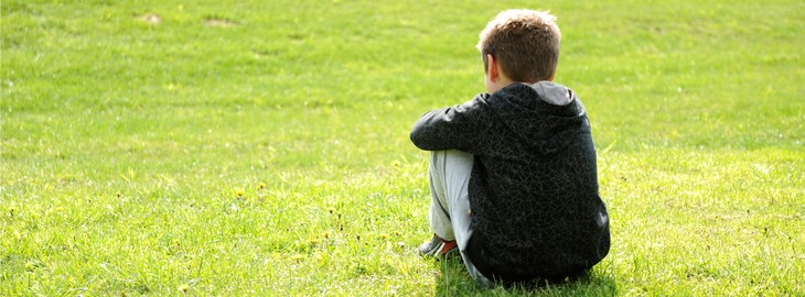 Banner: Health blog - Your child's mental health: When is it more than just growing up?