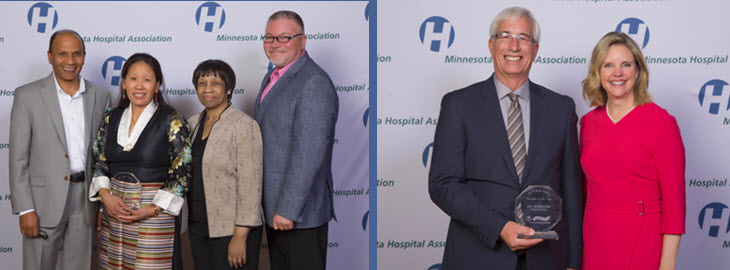 Banner: MGH - HealthPartners hospitals recognized for how they make good happen