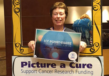 Image: MGH blog - HealthPartners Institute oncology nurse devotes life to helping people with cancer - Ann Deshler picture