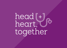 Image: Physician Career page - Head, Heart, Together