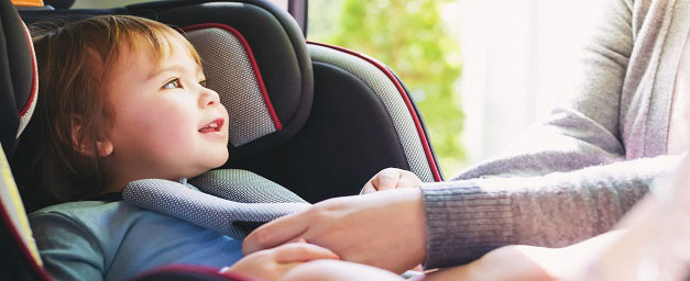 Banner: Health blog - Is it OK to leave my child alone in the car for just a few minutes?