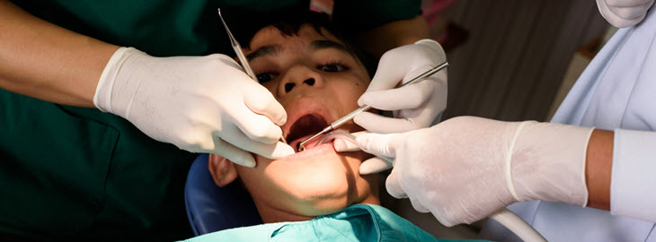 Banner: Health blog - What HealthPartners is doing to make dental visits safe for kids
