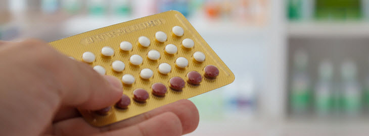 Banner: Health blog - Everything you need to know about getting birth control online
