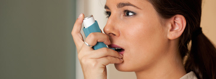 Banner: Health blog -  Have asthma?