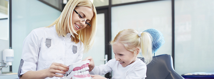 Banner: Health blog - What's included in my pediatric dental coverage?