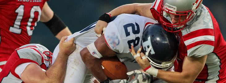 Banner: Healthy living blog - Concussions, other brain injuries and 'CTE': How are they different? And is there any link to mental illness?
