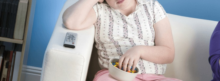 Banner: Healthy Living - What you might not know about childhood obesity