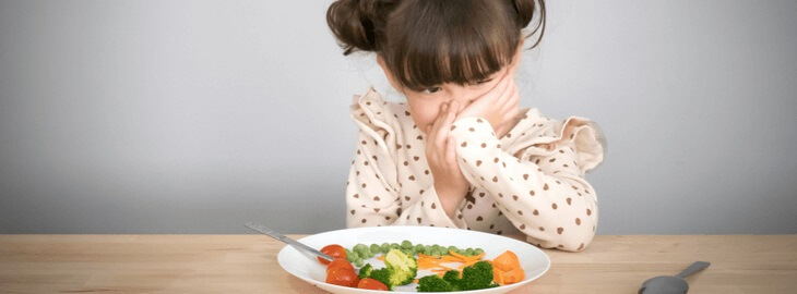 Banner: Health blog - Do you have a picky-eater?