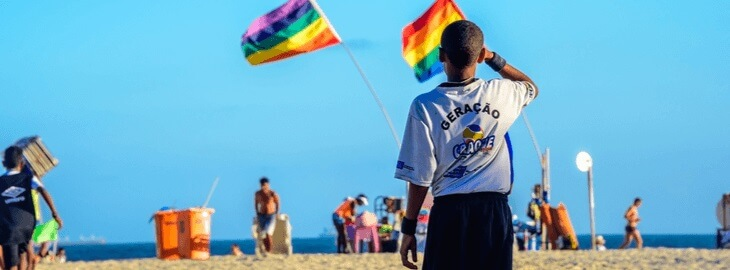 Banner: blog - How to support your LGBTQ child