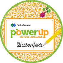 image: PowerUp Teacher - classroom poster icon