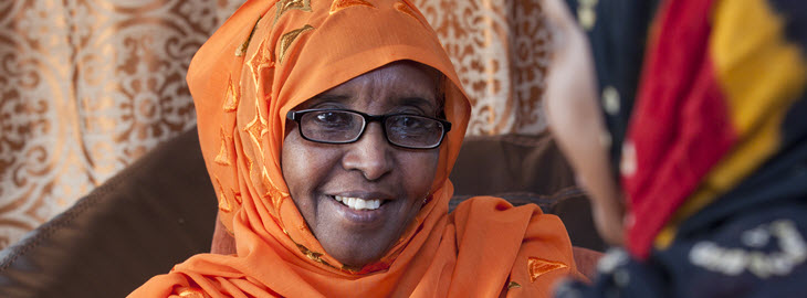 Blog Banner:  HealthPartners Institute partners with the Somali community to lower and learn more about their heart disease risk